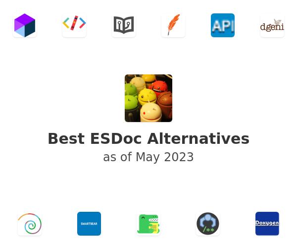 Best ESDoc Alternatives