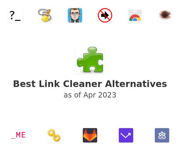 Best Link Cleaner Alternatives