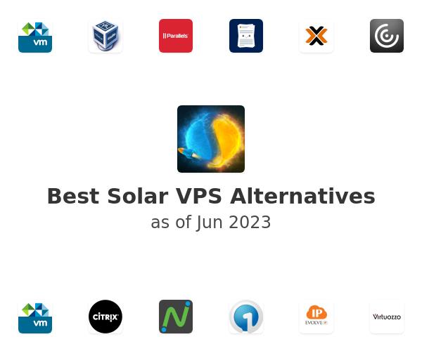 Best Solar VPS Alternatives