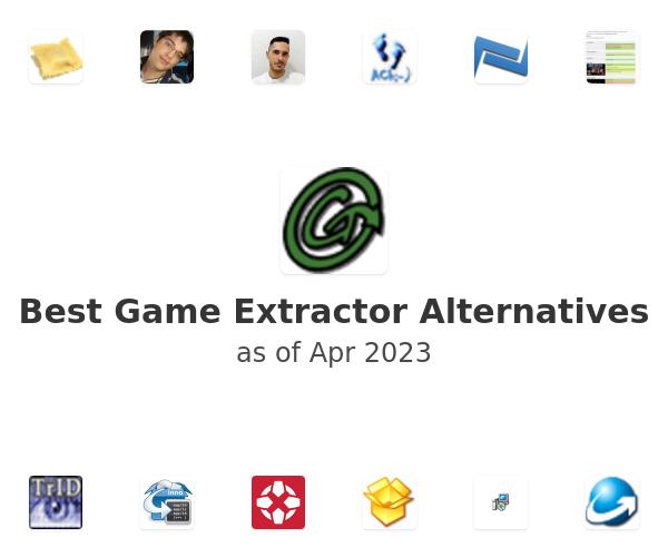 Best Game Extractor Alternatives