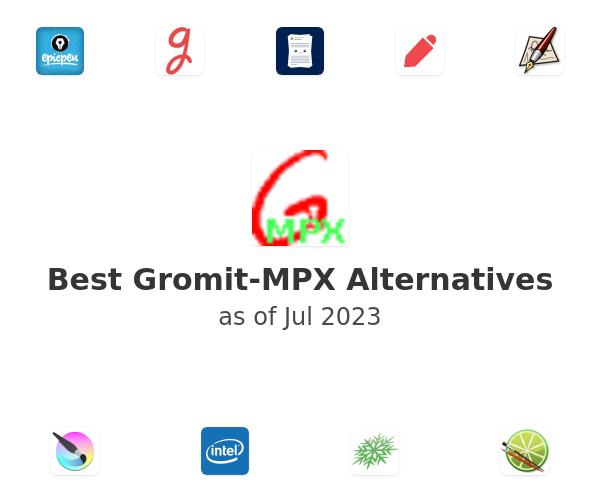 Best Gromit-MPX Alternatives