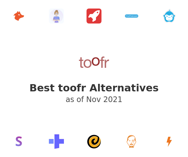 Best toofr Alternatives