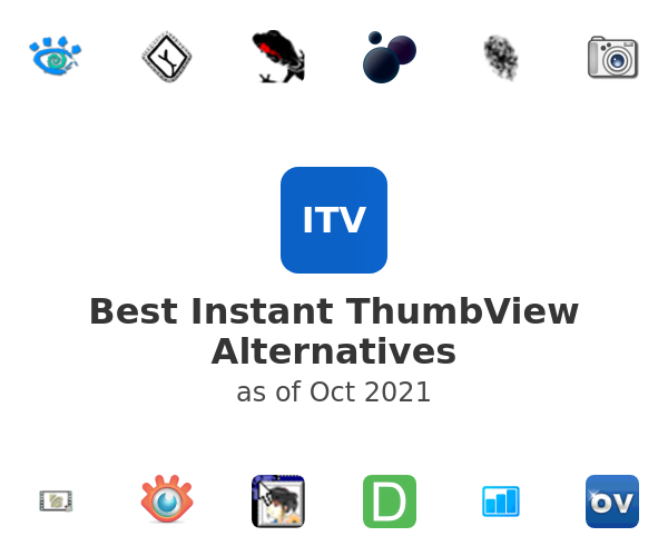 Best Instant ThumbView Alternatives