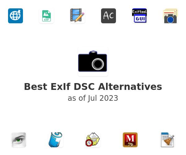 Best ExIf DSC Alternatives