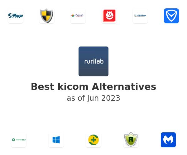 Best kicom Alternatives