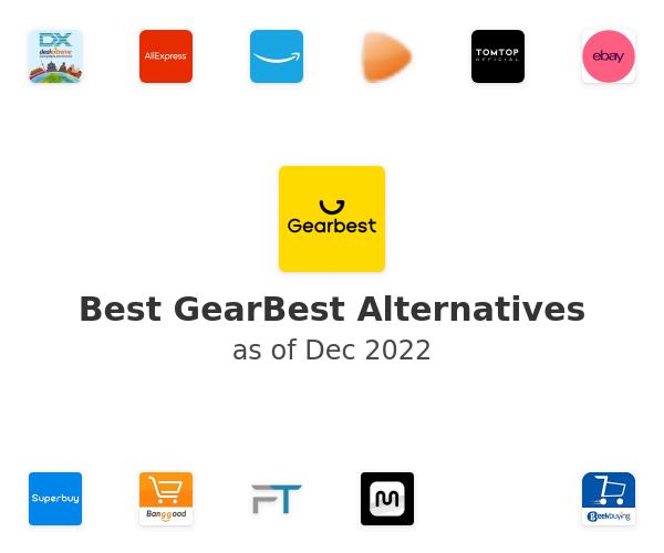 Best GearBest Alternatives