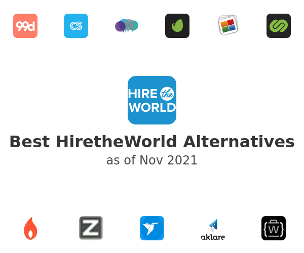 Best HiretheWorld Alternatives