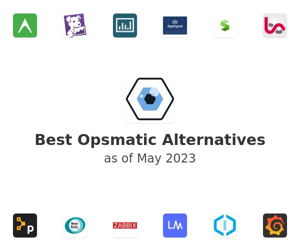 Best Opsmatic Alternatives