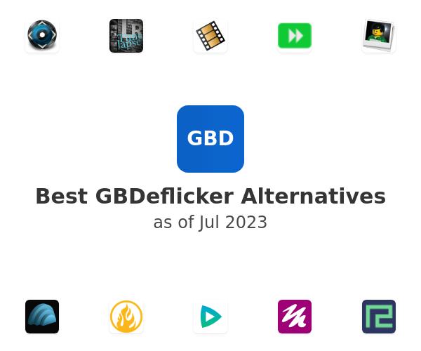 Best GBDeflicker Alternatives