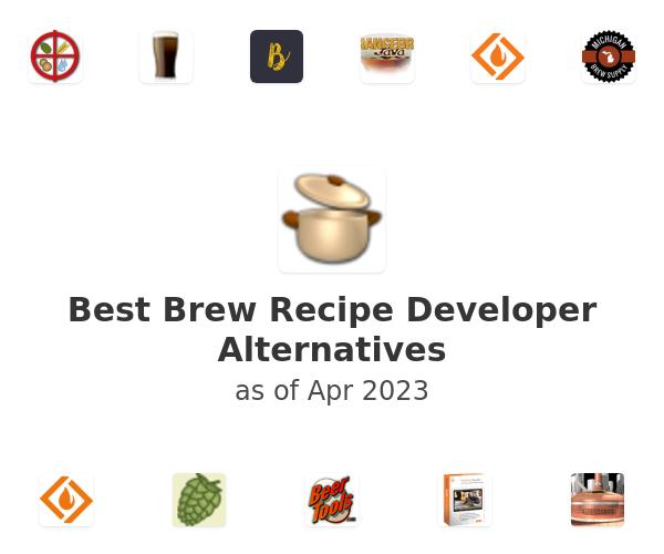 Best Brew Recipe Developer Alternatives