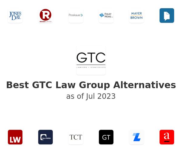 Best GTC Law Group Alternatives