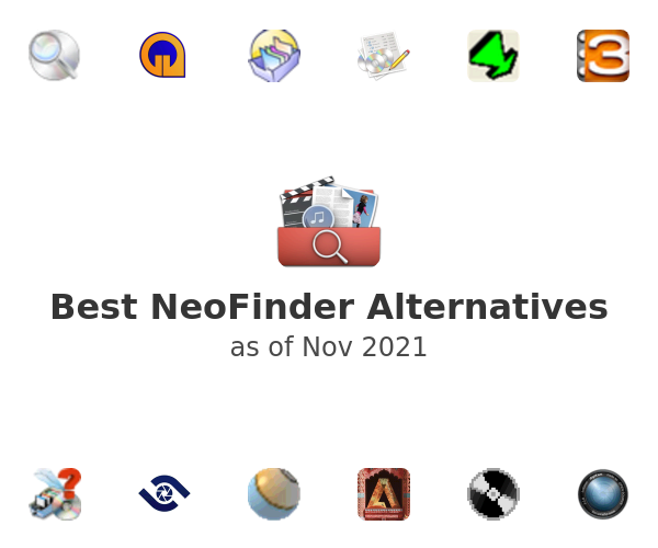 Best NeoFinder Alternatives
