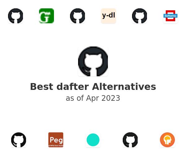 Best dafter Alternatives