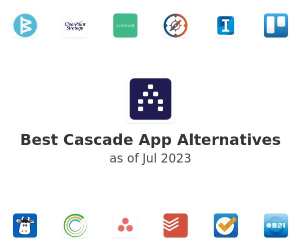 Best Cascade Strategy Alternatives