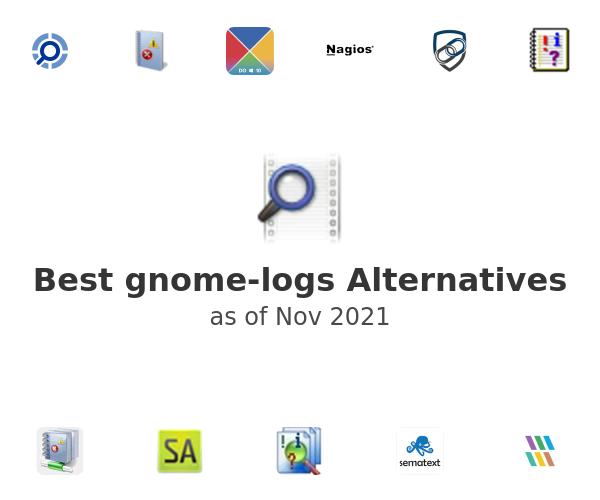 Best gnome-logs Alternatives