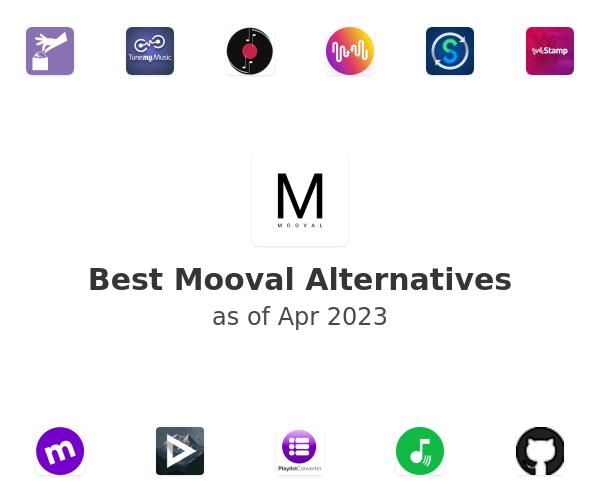 Best Mooval Alternatives