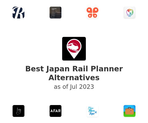 Best Japan Rail Planner Alternatives