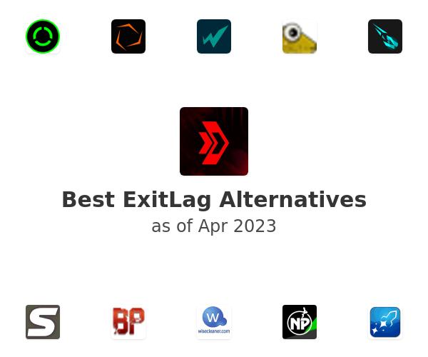 Best ExitLag Alternatives