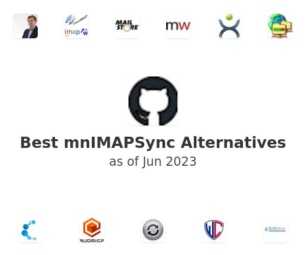 Best mnIMAPSync Alternatives