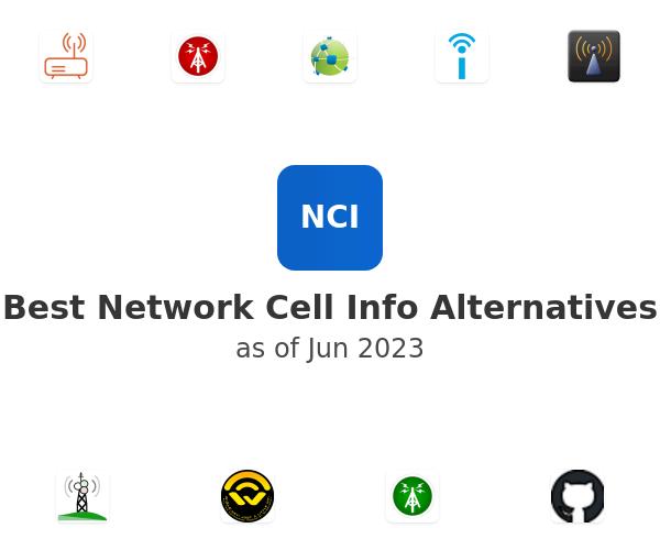 Best Network Cell Info Alternatives