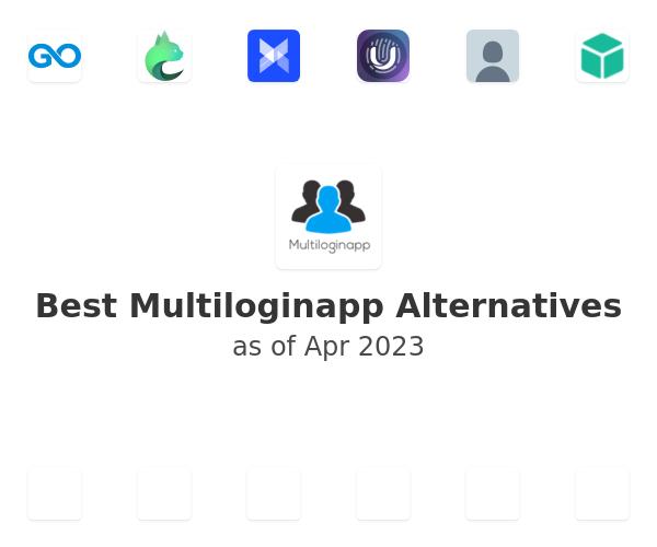 Best Multiloginapp Alternatives