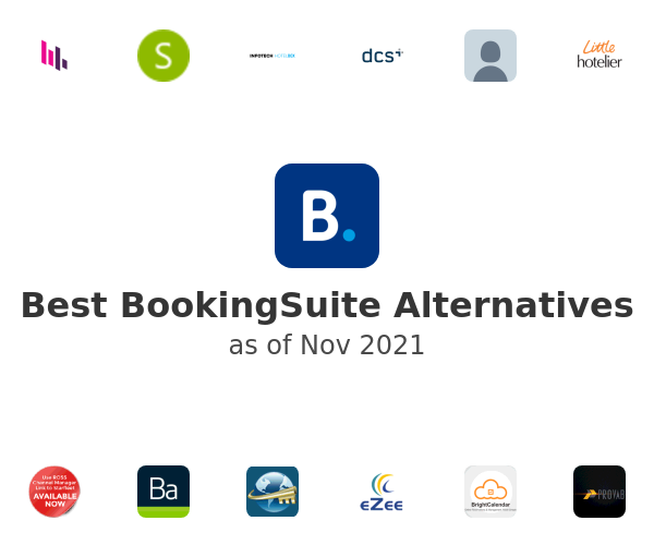Best BookingSuite Alternatives