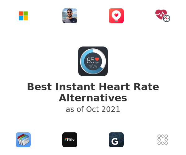 Best Instant Heart Rate Alternatives