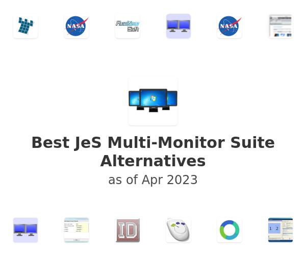 Best JeS Multi-Monitor Suite Alternatives
