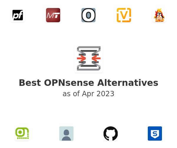 Best OPNsense Alternatives