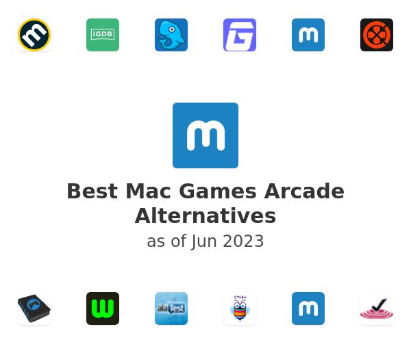 Best Mac Games Arcade Alternatives