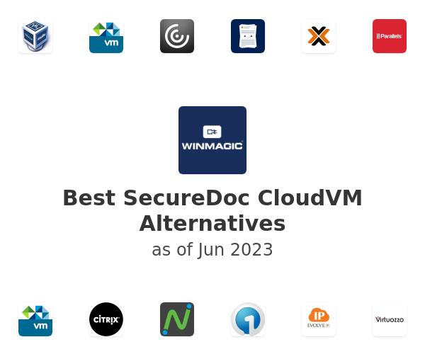 Best SecureDoc CloudVM Alternatives