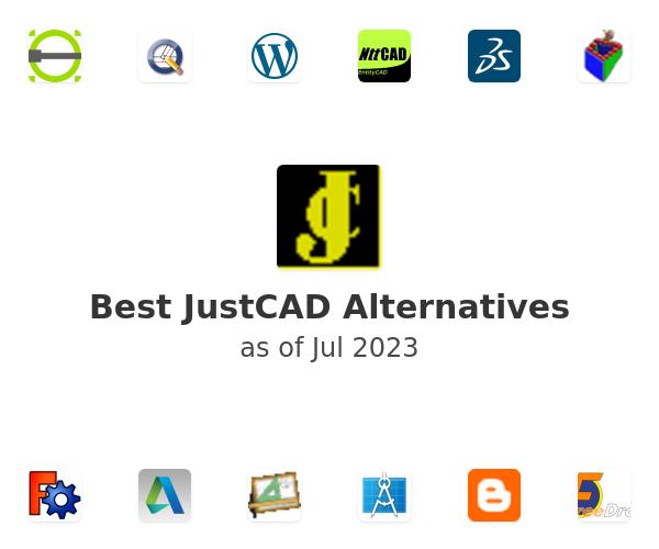 Best JustCAD Alternatives