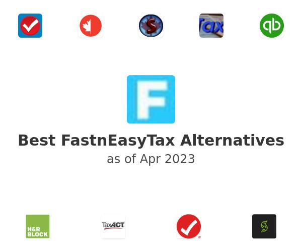 Best FastnEasyTax Alternatives