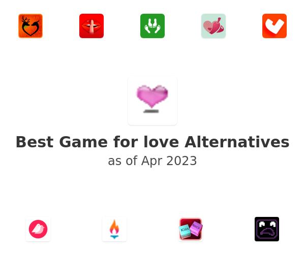 Best Game for love Alternatives