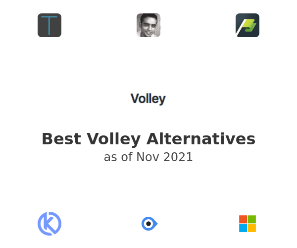 Best Volley Alternatives