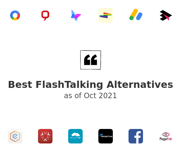 Best FlashTalking Alternatives