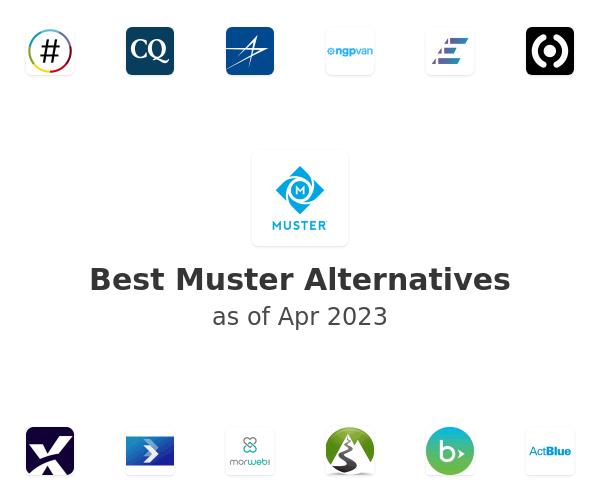 Best Muster Alternatives