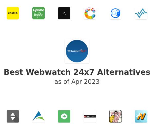 Best Webwatch 24x7 Alternatives