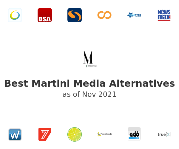 Best Martini Media Alternatives