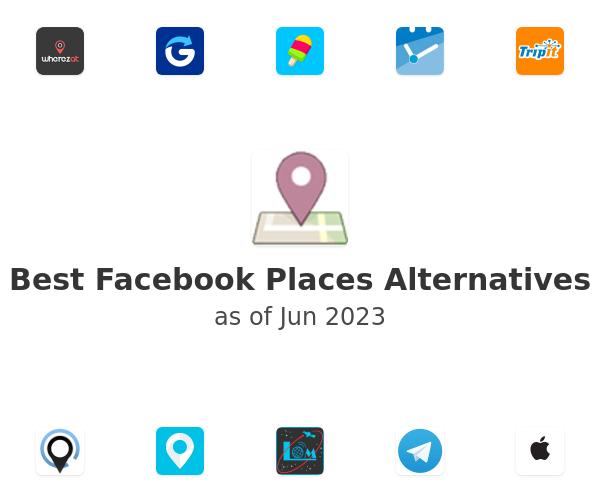 Best Facebook Places Alternatives