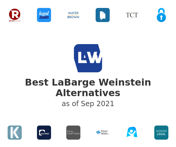 Best LaBarge Weinstein Alternatives