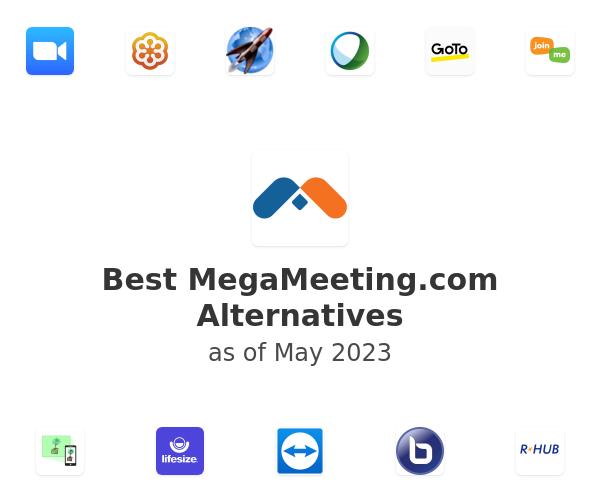 Best MegaMeeting.com Alternatives