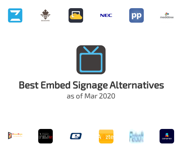 Best Embed Signage Alternatives