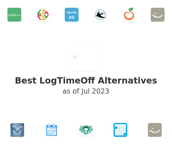 Best LogTimeOff Alternatives