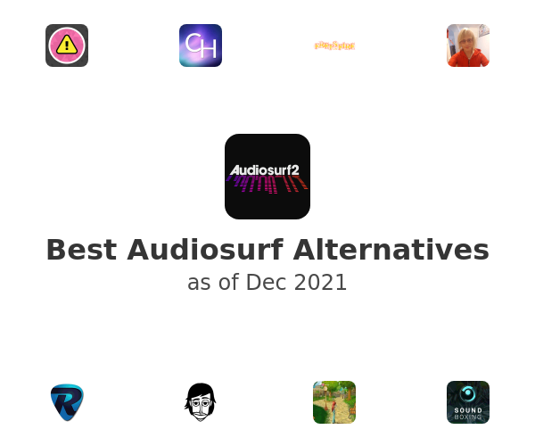 Best Audiosurf Alternatives