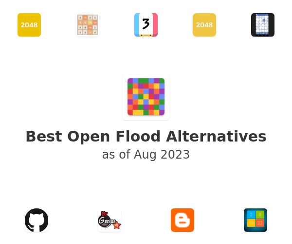 Best Open Flood Alternatives