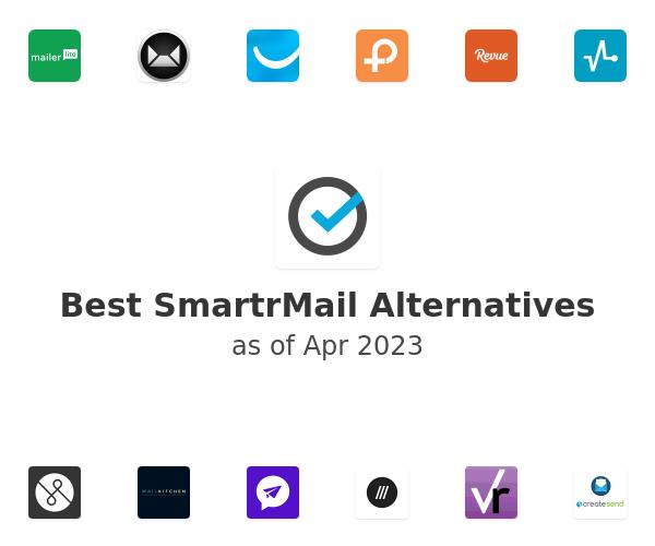 Best SmartrMail Alternatives
