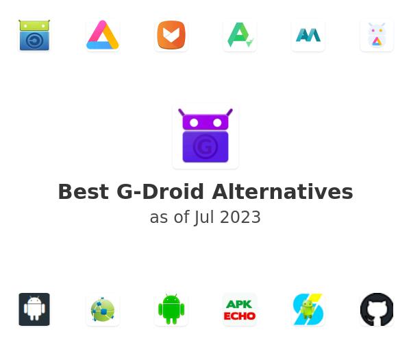 Best G-Droid Alternatives