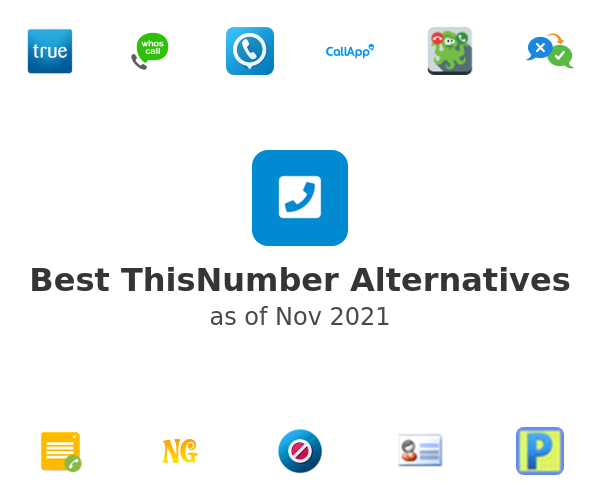 Best ThisNumber Alternatives