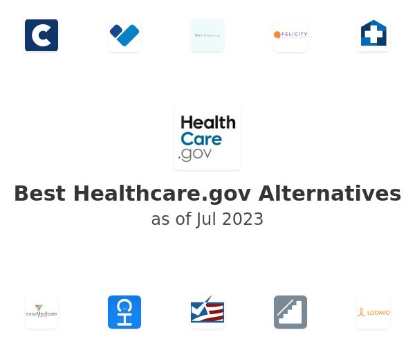 Best Healthcare.gov Alternatives